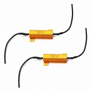 50w 6ohm Led Load Resistors