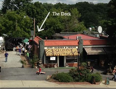 The Deck Jamestown Nc decks rivers and twists on