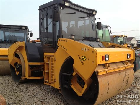 12 Ton Double Drum Static Road Roller China Manufacturer