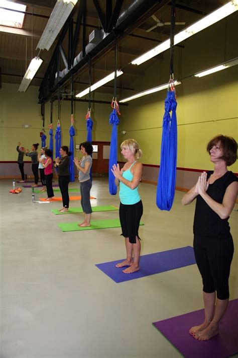 Preparing for Aerial Yoga Class | Connecticut Aerial Yoga | An integrated practice combining ...