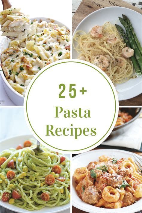 on the recipe pasta recipes the idea room