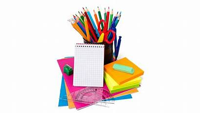 Stationery Pencils Notepad 1zoom 2560 1440