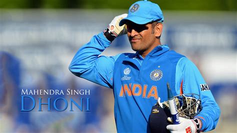 MS Dhoni 1080p HD Wallpaper