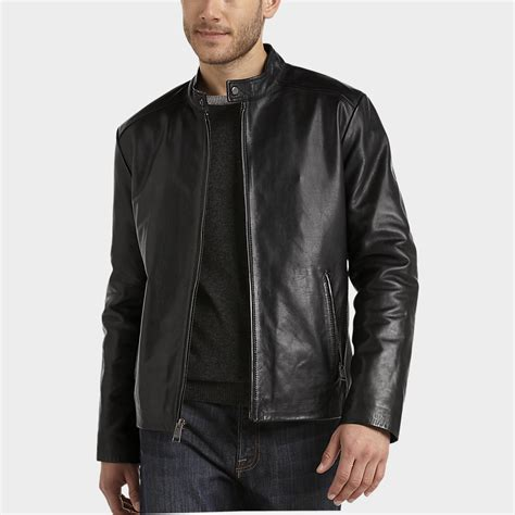 leather apparel tips for choosing leather jackets for men acetshirt