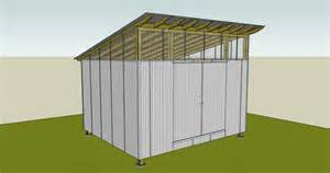 free 10 x12 shed plans zip learn how sheds plan for building
