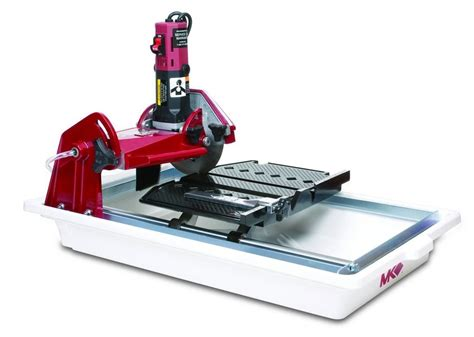Mk 170 Cutting Tile Saw by Mk 370exp 1 1 4 Hp 7 Inch Cutting Tile Saw Ebay