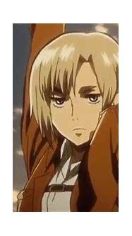 Rico Brzenska, AOT, anime, cute Badass Girl | Anime ...