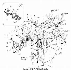 Case Tractor Frame Diagram