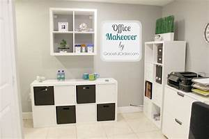 Office, Makeover, -, Before, And, After