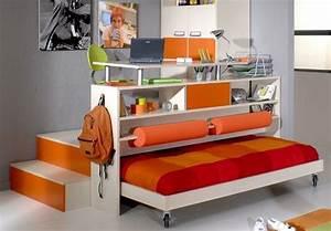 Aménagement Petite Chambre Ado : am nager petite chambre meubler chambre peu spacieuse ~ Teatrodelosmanantiales.com Idées de Décoration