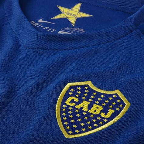 Boca Juniors 2016 Home Kit Released - Footy Headlines