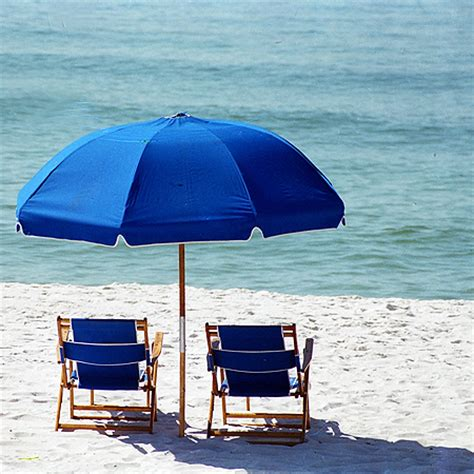 Chair And Umbrella by Voices From Corners Vol 22 What A Summer The