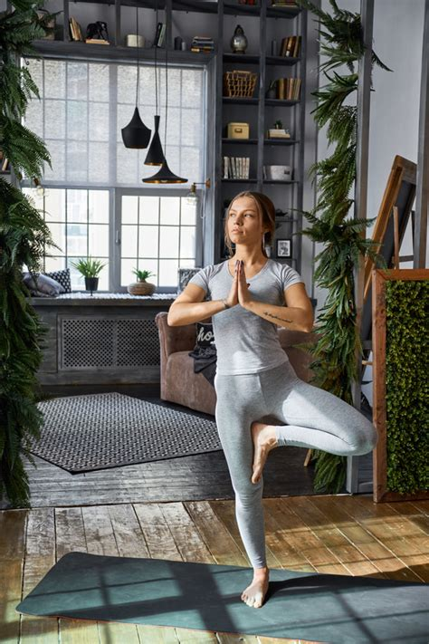 Woman Practicing Yoga In The Living Room Stock Photo 05. How To Lower A Basement Floor. Musty Odor In Basement. Basement Wet Bar Pictures. Bat In Basement. Exterior Basement Door. The Bike Basement. Basement Waterproofing Dimpled Membrane. Basement Egress Window Well Covers