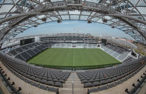A Look At The New Banc Of California Stadium For The La