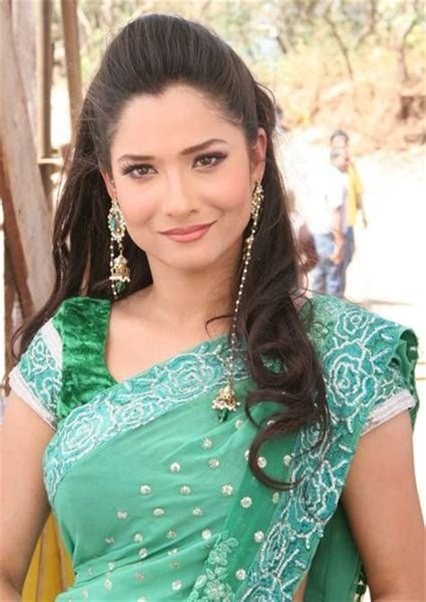 Ankita Lokhande Zee Tv Serial Actress Ankita Lokhande Pictures Photos Jewelry Accessories