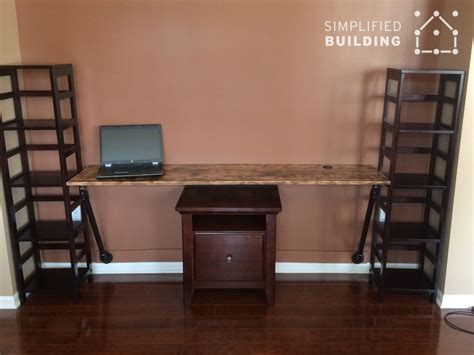 wall mounted computer desk wall mounted desks great for small spaces simplified building