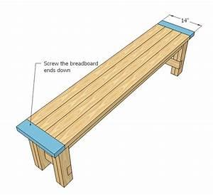 » Download Plans A Bench Seat PDF plans a small