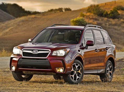 Subaru Forester by Subaru Forester Us 2014