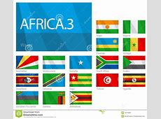 African Countries Part 3 World Flags Series Royalty