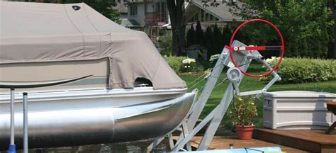 Pontoon Boat Lifts For Sale by Lakeshore Boats Pontoon Lifts Michigan Ohio Indiana