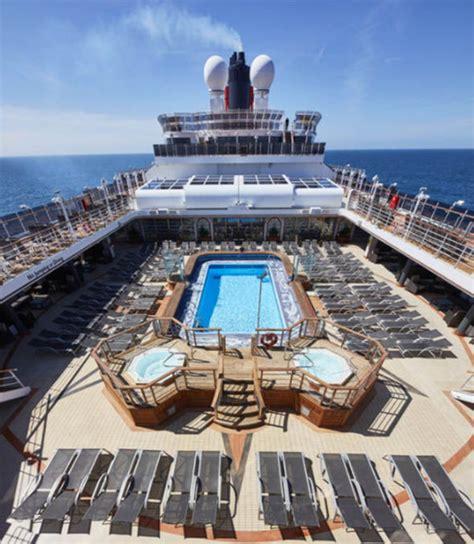 Cruise news: Cunard reveals STUNNING £34 million makeover
