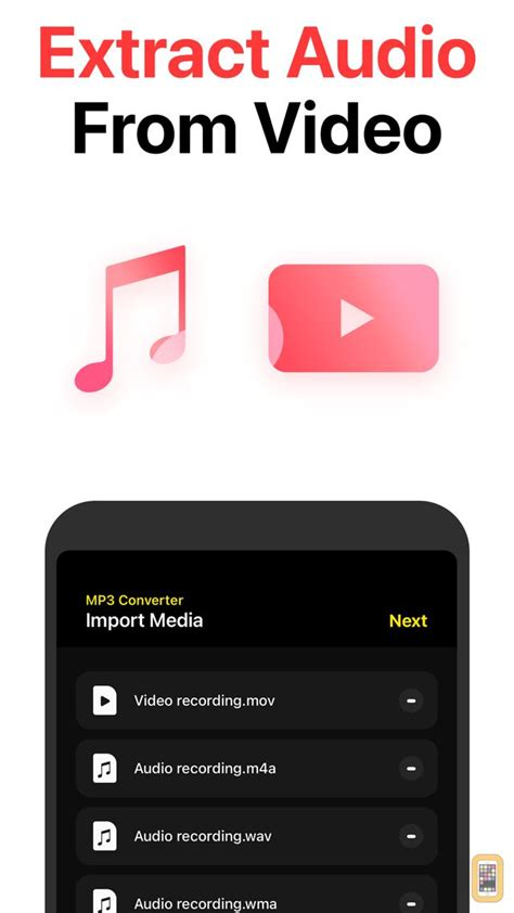 The music app first appeared in macos catalina (10.15) and is the direct descendant of itunes, which has now been split into music, podcasts, and tv. My MP3 Converter for iPhone & iPad - App Info & Stats ...