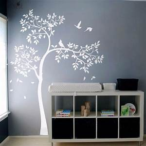 17 best ideas about tree wall decor on pinterest family for Best 20 white tree decal for nursery wall