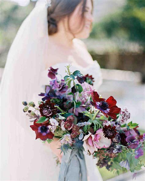Seasonal Favorites 5 Winter Wedding Bouquets