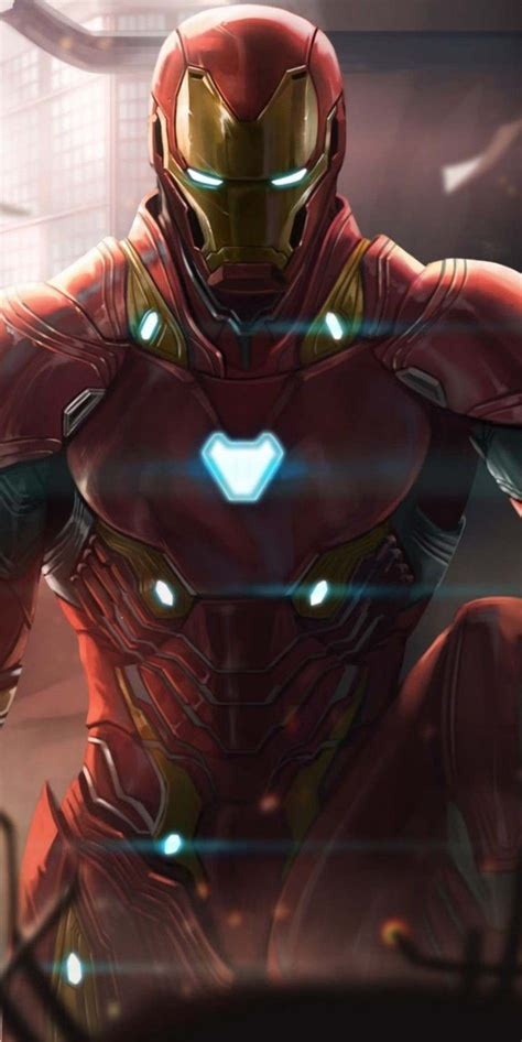 iron man mark suit art iphone wallpaper iron man