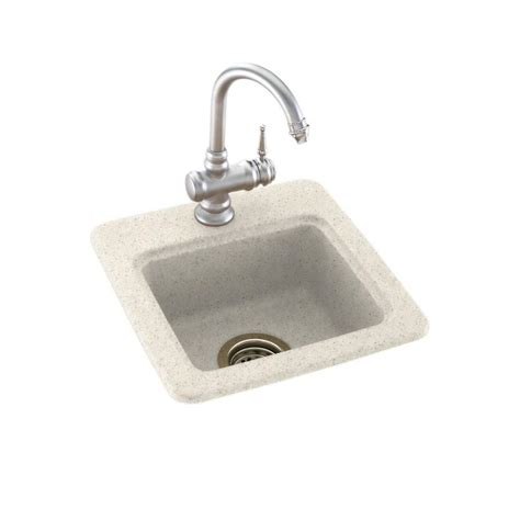 Bar With Sink by Elkay All In One Drop In Stainless Steel 15 In 2