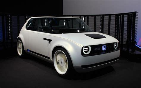 Honda Urban Ev Concept What A Design!  The Car Guide