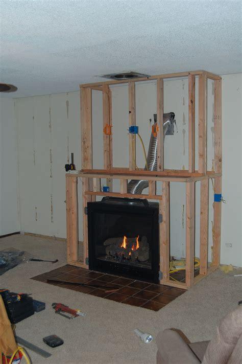 remodelaholic amazing diy fireplace  built ins