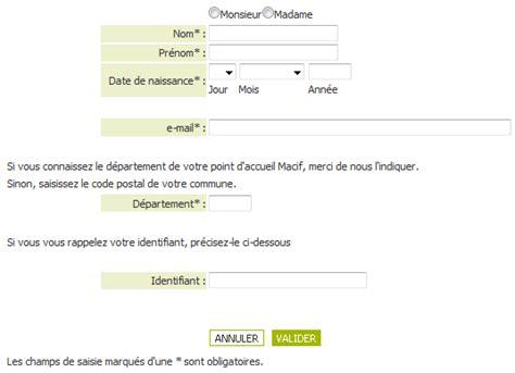 www macif fr rubrique mon compte macif