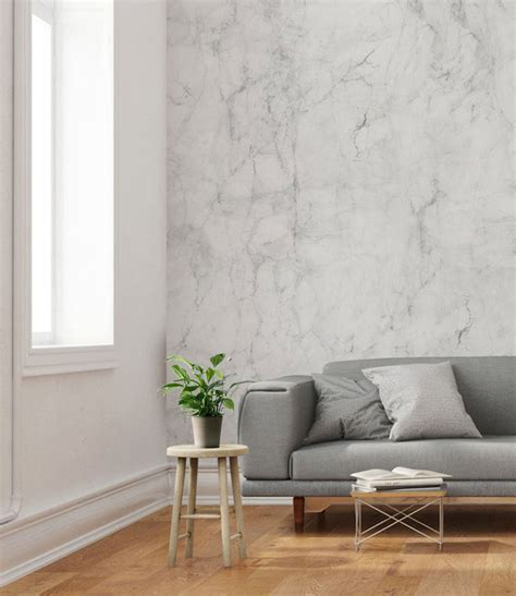 examples  modern marble wallpaper contemporist