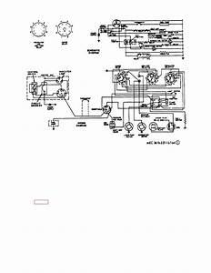 Figure 164  Engine Liquid Coolant Heater Wiring Diagram