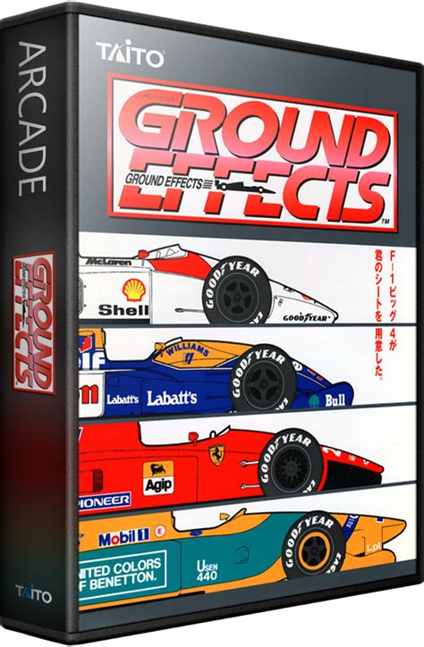 Ground Effects Details Launchbox Games Database