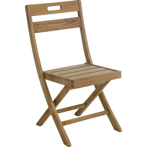 lot chaise de jardin lot de 2 chaises de jardin en bois resort naturel leroy