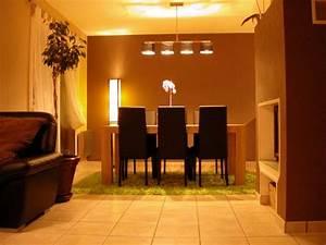 éclairage Salle à Manger : plein feu sur la table ~ Preciouscoupons.com Idées de Décoration