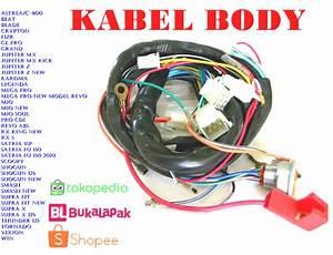 Rangkaian Kabel Body Jupiter Mx