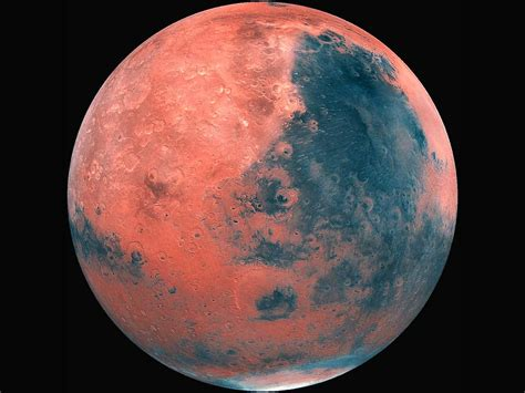 The Red Planet - Mars - Wallpaper #35767