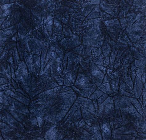 Crushed Velvet Upholstery Fabric by Navy Blue Crushed Velvet Flocking Upholstery Drapery