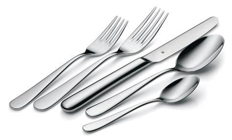 wmf carlton stainless steel flatware set  piece cutlery