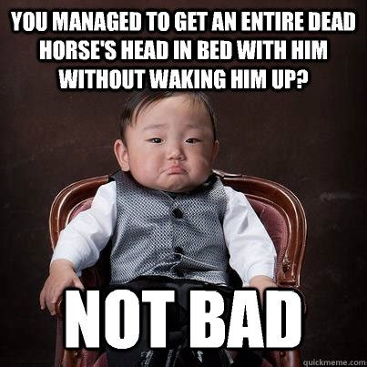In Bed Meme by You Managed To Get An Entire Dead S In Bed With