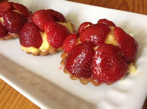 aux fraises cuisine mini tartelettes aux fraises blogs de cuisine