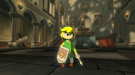 The Legend Of Zelda Wind Waker Hd Review Wii U
