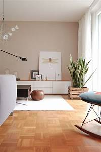 Welche Farbe Für Wohnzimmer : die sch nsten wohnideen in der farbe greige ~ Orissabook.com Haus und Dekorationen