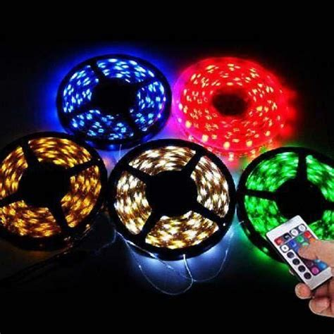 Led Light Strips For Room With Remote by 16ft Color Changing 300 Leds Light With Remote