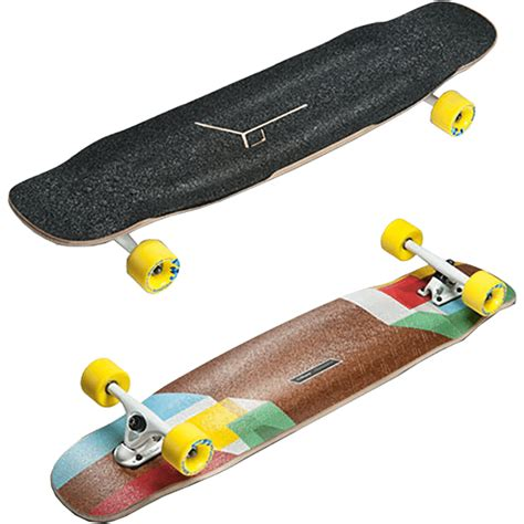 Loaded Longboard Decks Cheap by Loaded Tesseract Longboard Complete Longboards Cheap