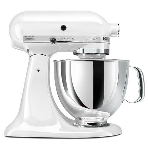 kitchenaid mixer stand artisan quart series gray silver imperial ka chrome metallic