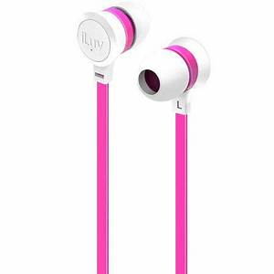 UPC iLuv IEP334 Neon Sound In Ear High